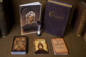 Salem Card Game Kickstarter