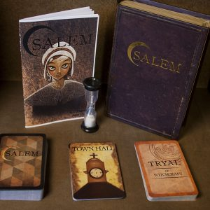 Salem Card Game Kickstarter