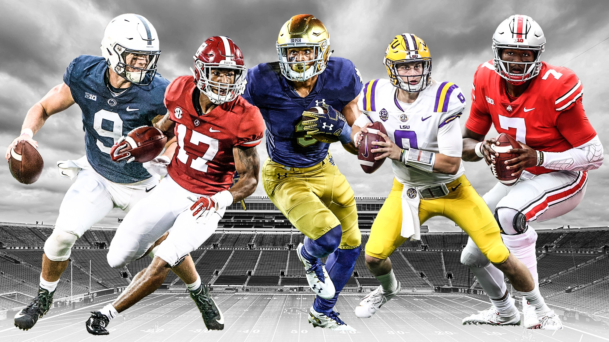 118abcaed NCAA Football Re-Alignment, Relegation, 16-Team Playoffs and More ...